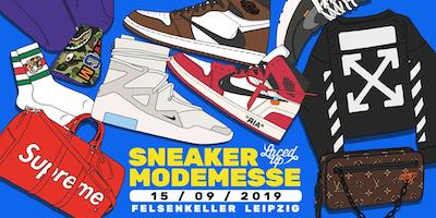 Laced Up Sneaker & Fashionmesse Leipzig