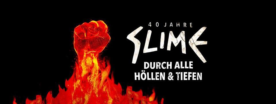 """Slime """"Durch alle Höllen und Tiefen"""" Tour"""