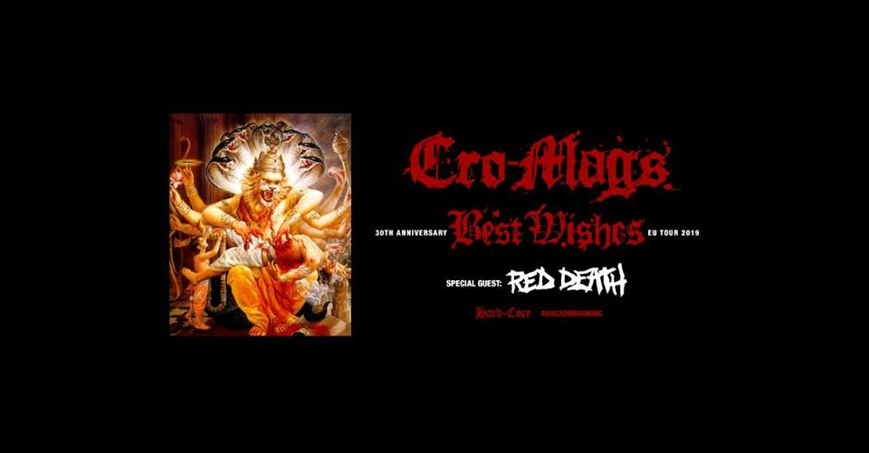 Cro-Mags - Best Wishes 30th Anniversary