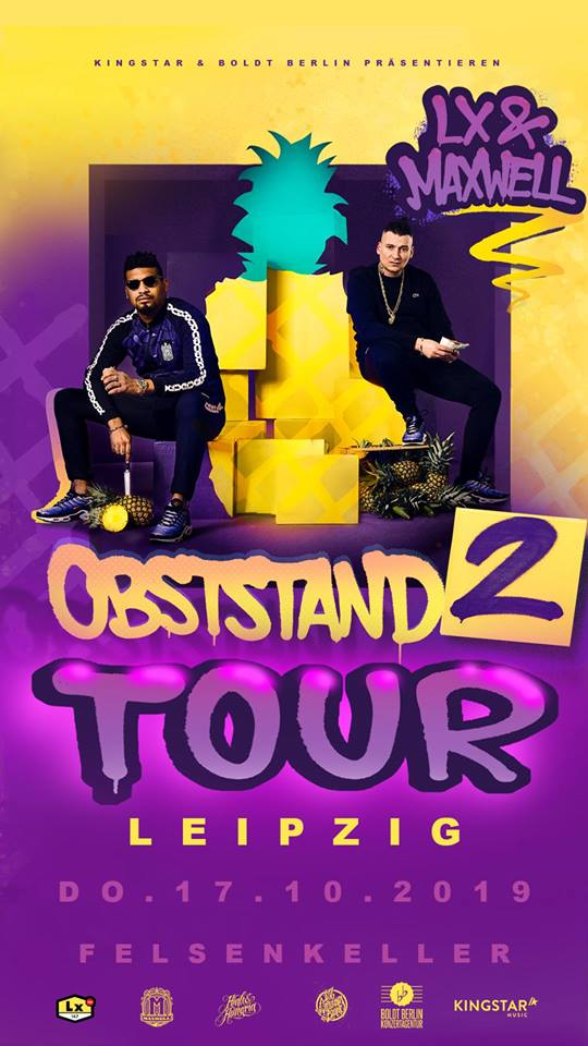 LX & Maxwell - Obststand 2 Tour