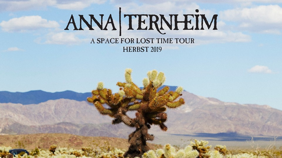 Anna Ternheim - A Space For Lost Time Tour