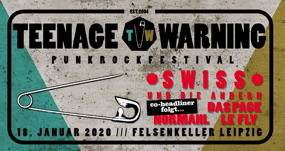 VI. Teenage Warning Festival
