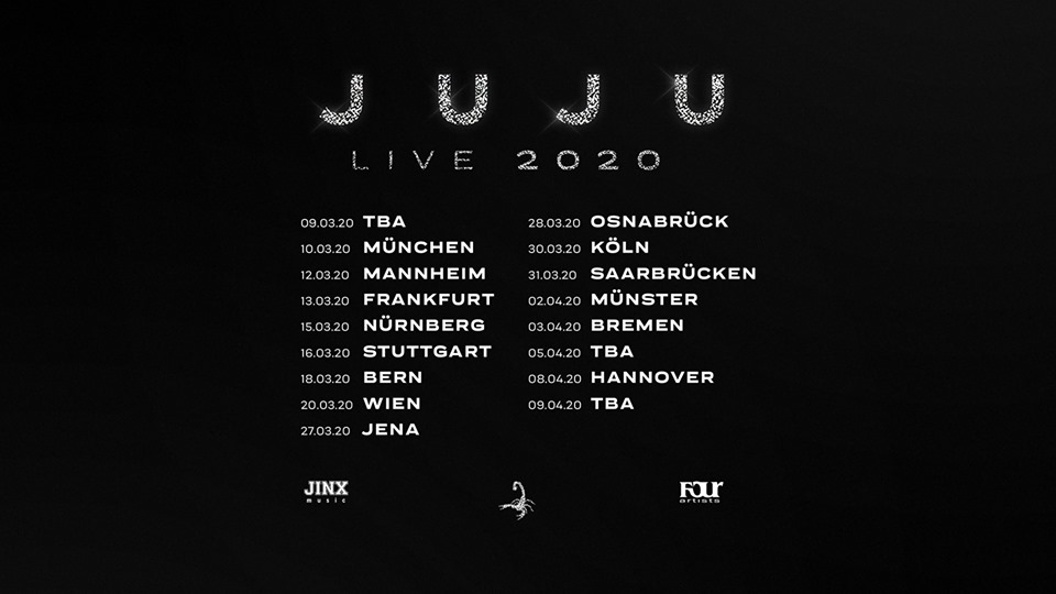 Juju (Verschoben + Verlegt ins Haus Auensee)