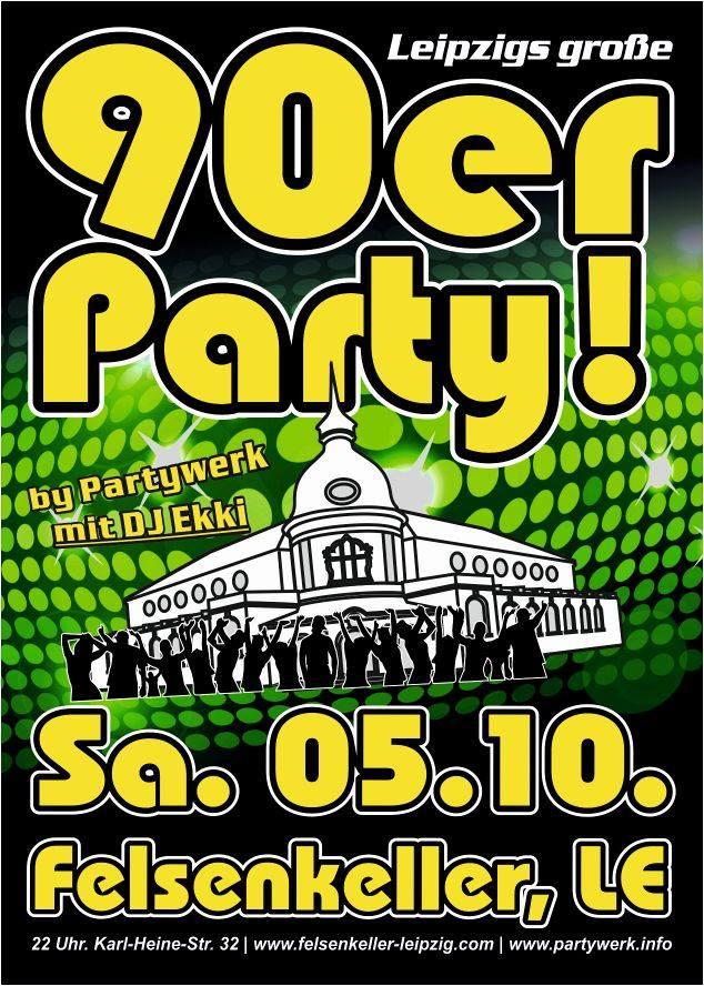 Big 90´s-Party