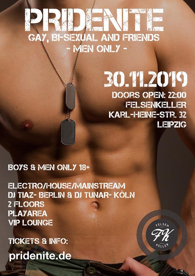 Pridenite Leipzig Vol. 1