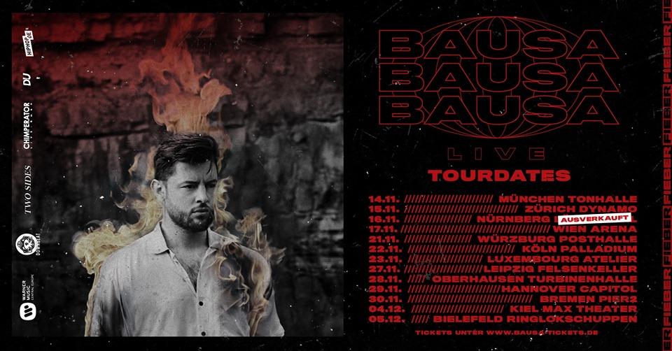 Bausa • Fieber Tour