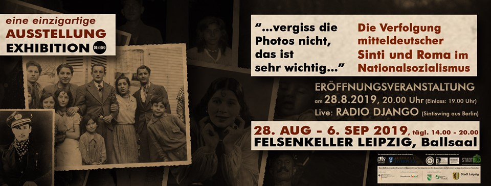 Eine außergewöhnliche Ausstellung • Hanns Weltzels Fotografien