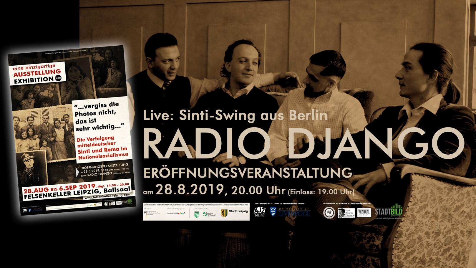Eröffnungskonzert • Radio Django