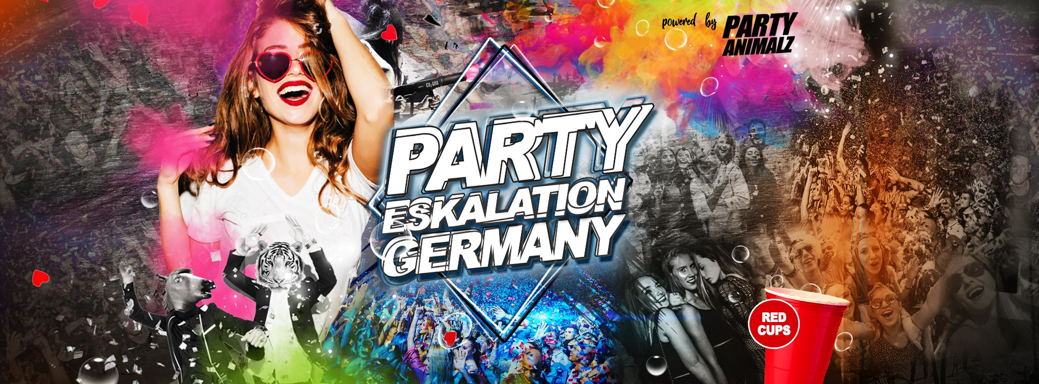 Party Eskalation Germany