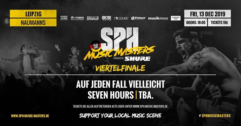 SPH Music Masters Viertelfinale