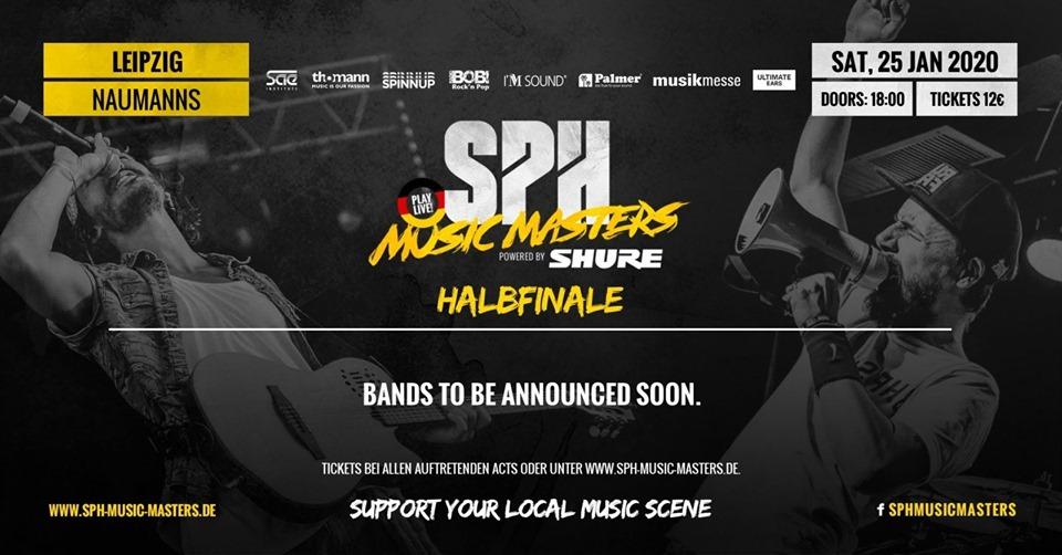SPH Music Masters Halbfinale // Leipzig