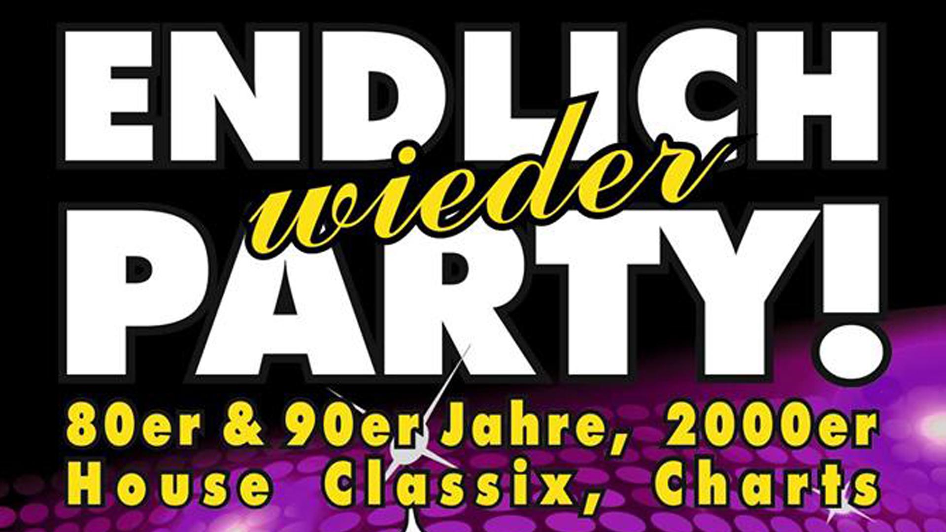 Endlich Wieder Party - Felsenkeller zu Leipzig mit 2. Floor
