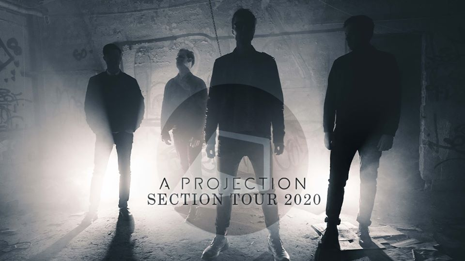 A Projection Section Tour 2020 Leipzig