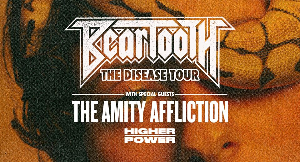 Beartooth: The Disease Tour