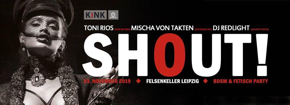 Shout! BDSM & Fetisch Party