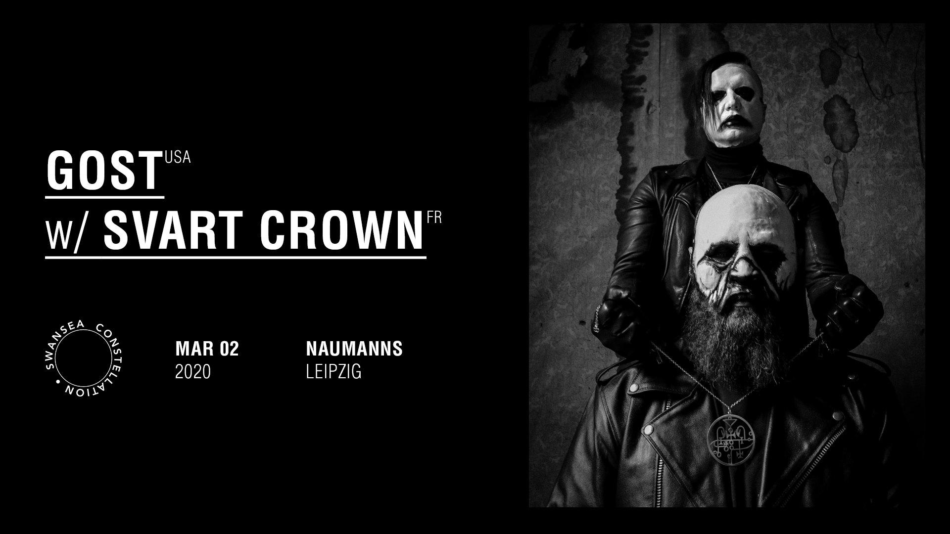 Gost w/ Svart Crown