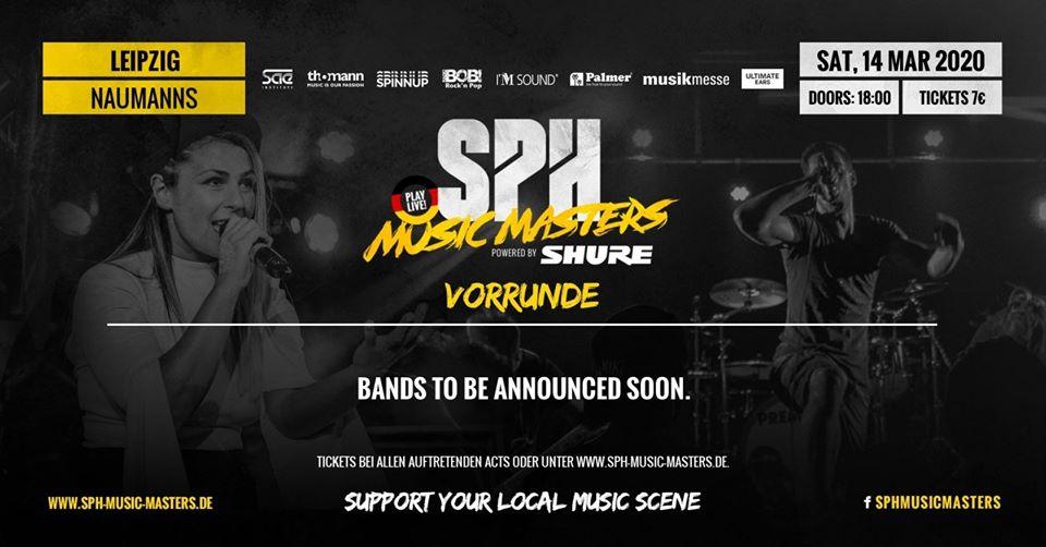 SPH Music Masters Vorrunde // Leipzig