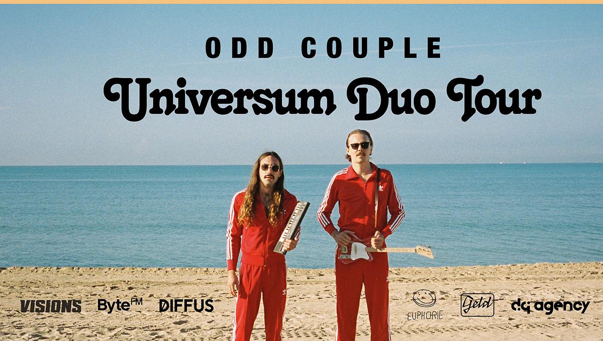 [VERSCHOBEN] Odd Couple