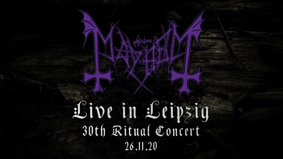 Mayhem • 30th Ritual Concert