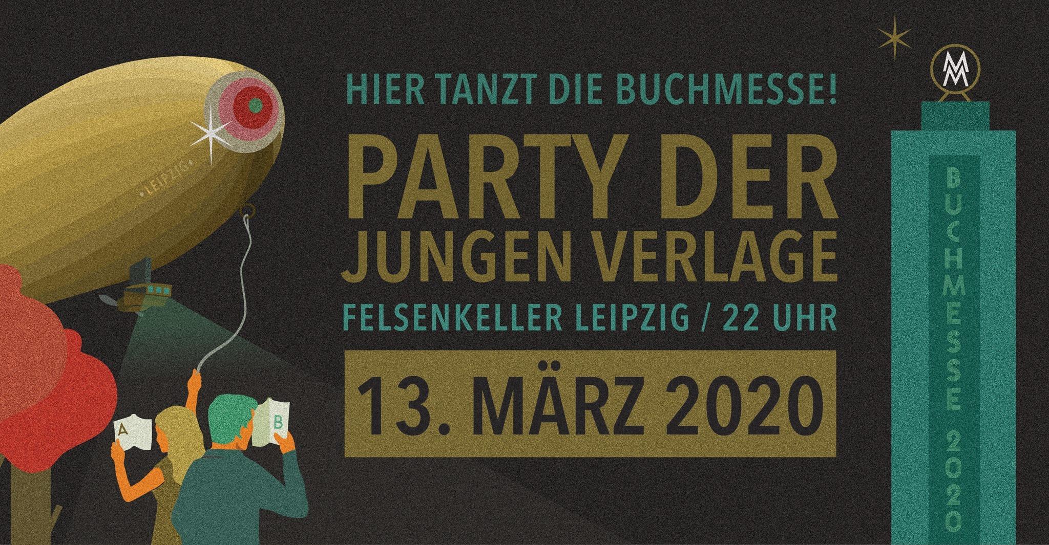 Party der Jungen Verlage