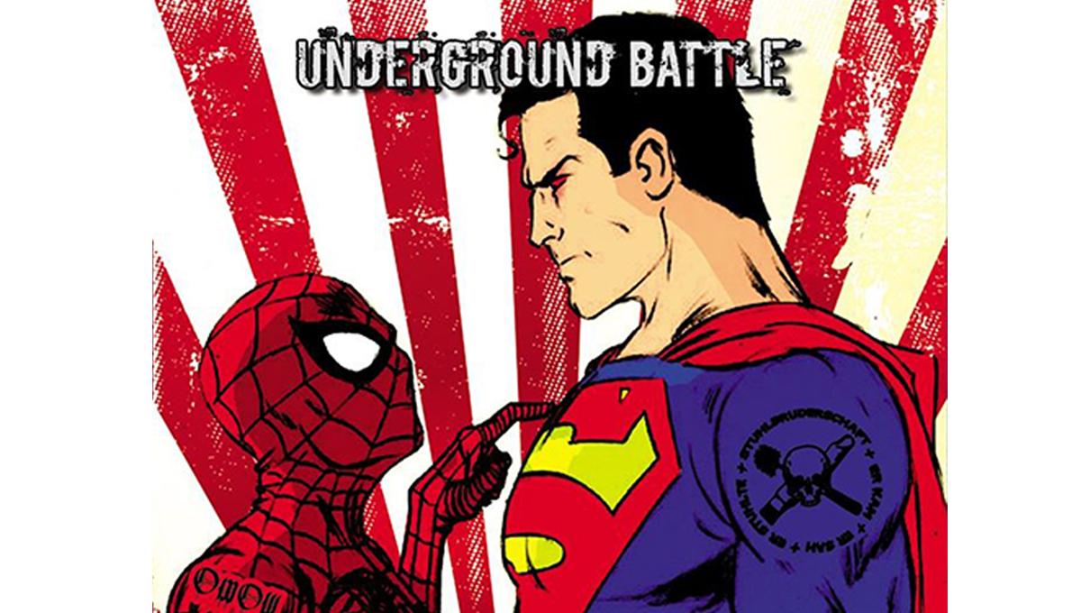 [ABGESAGT] Underground Battle