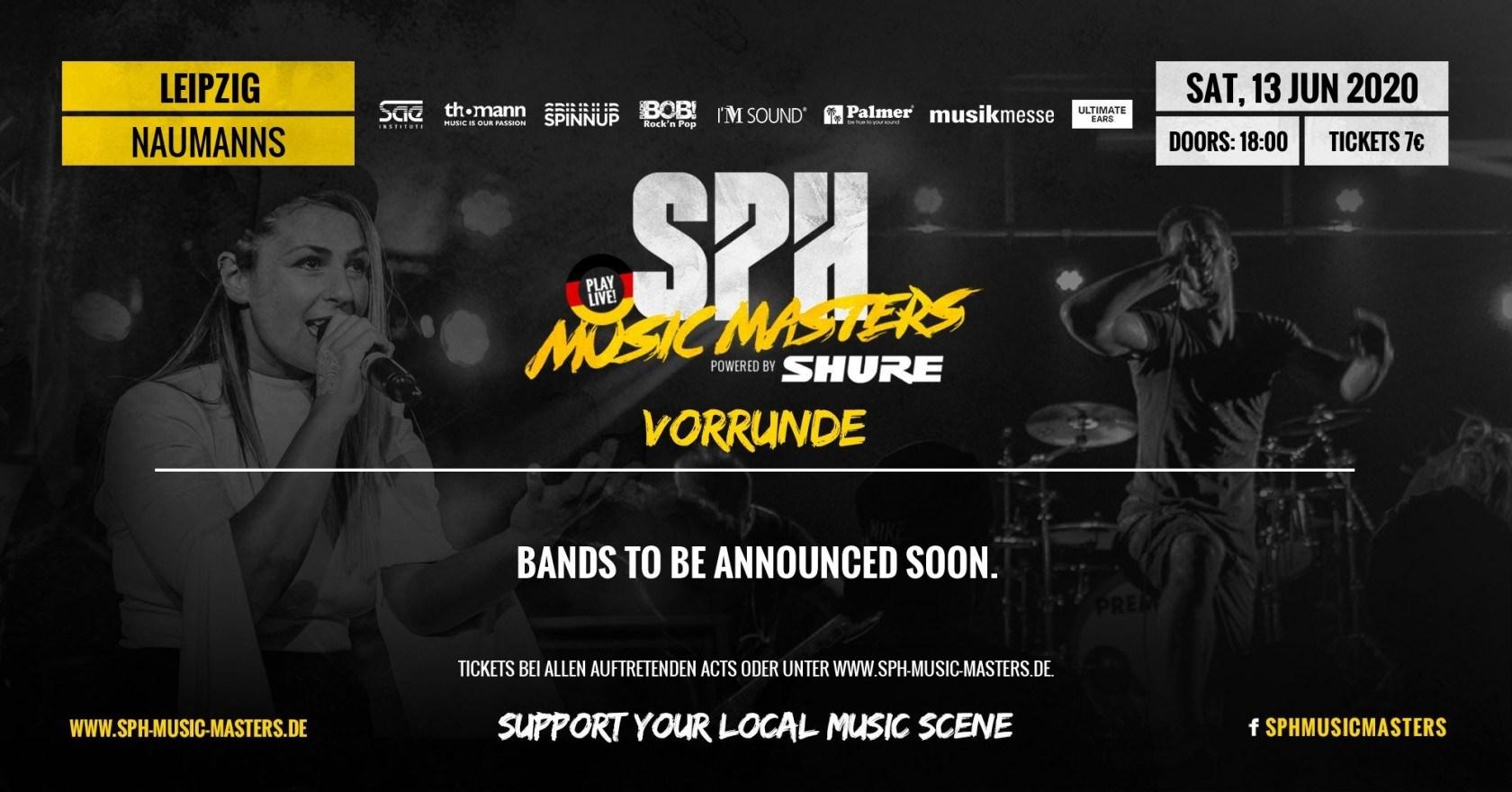 SPH Music Masters Vorrunde