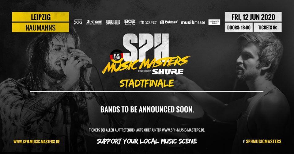SPH Music Masters Stadtfinale