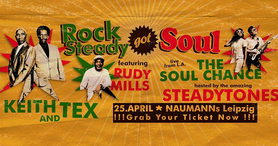 Rock Steady got Soul