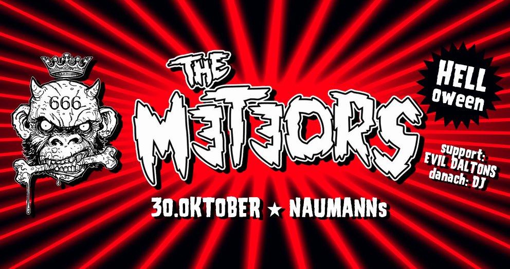 (Abgesagt) The Meteors