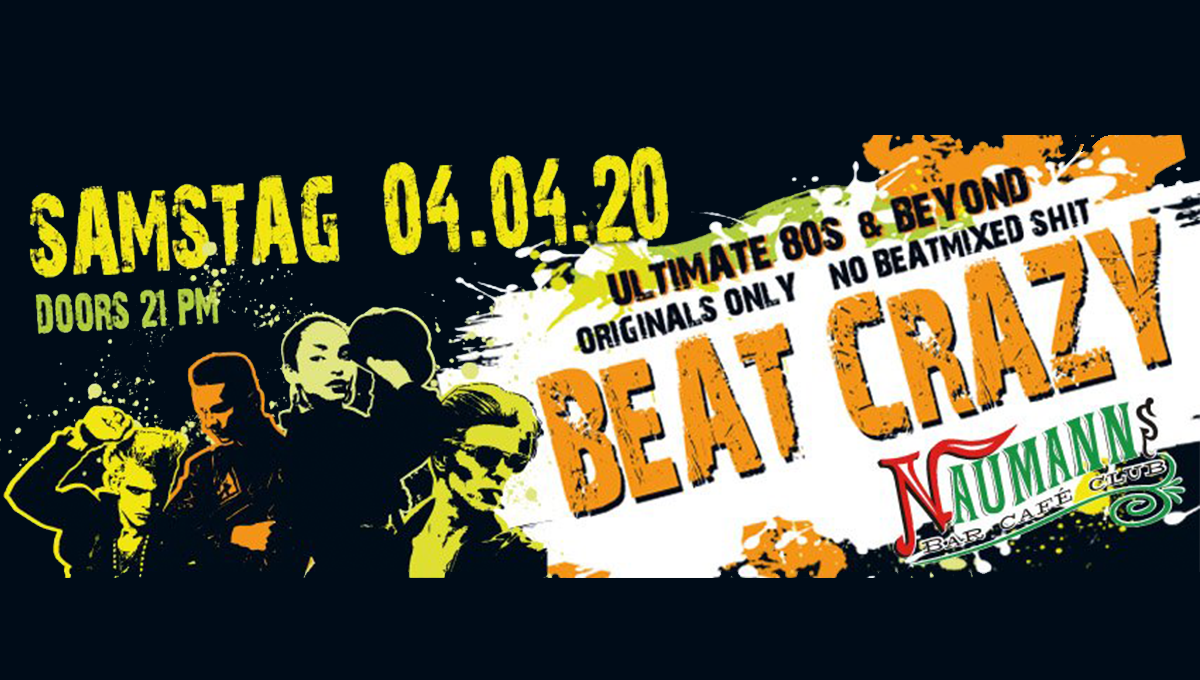 Beat Crazy - Ultimate 80s