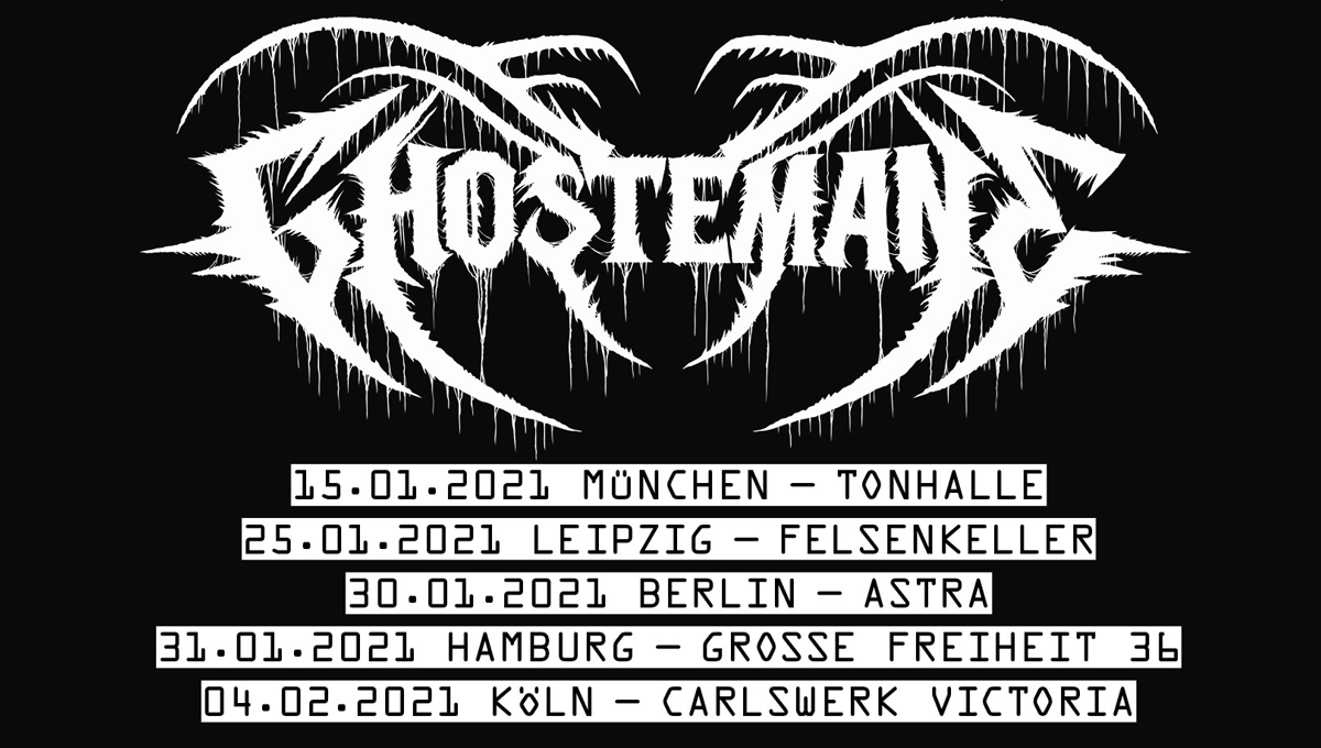 [Verschoben] Ghostmane