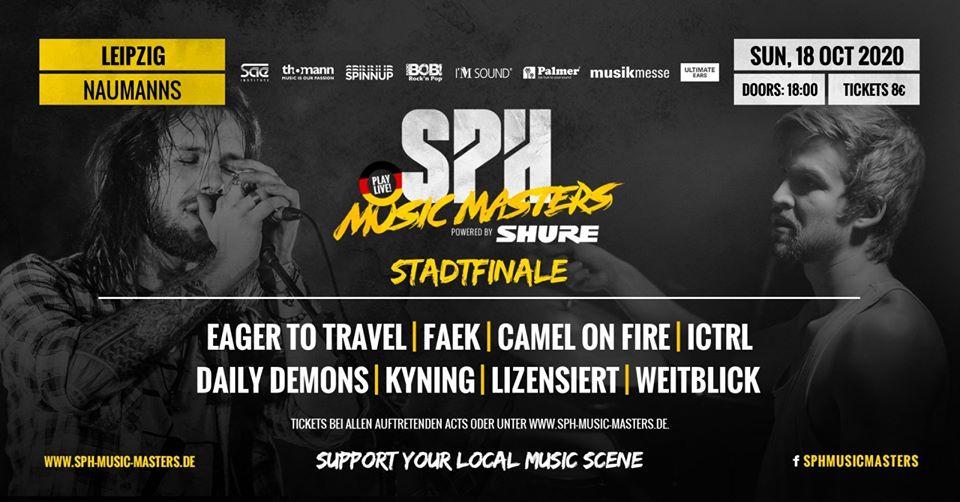 SPH Music Masters Stadtfinals Leipzig