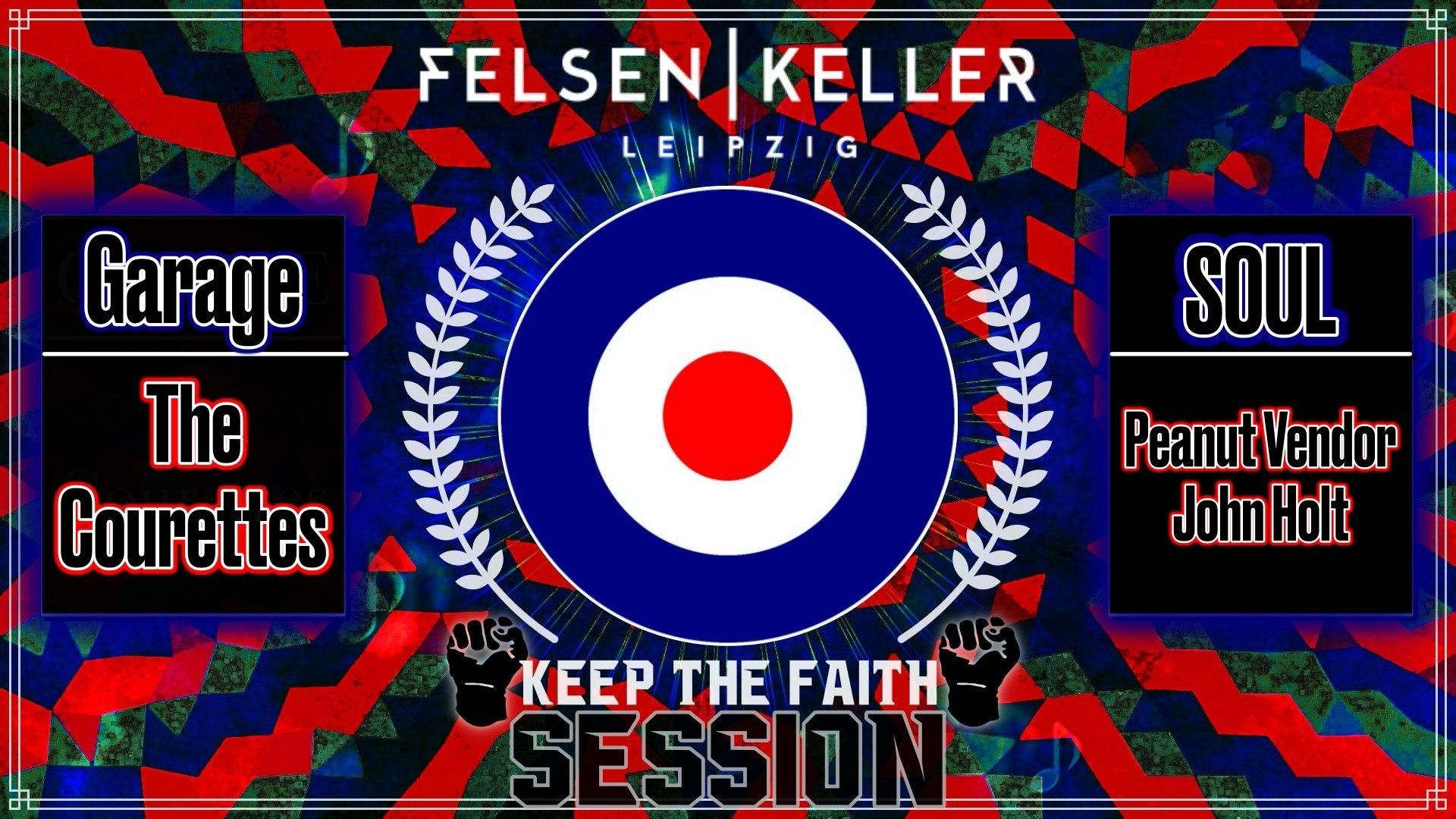 Keep the faith- Soul Session