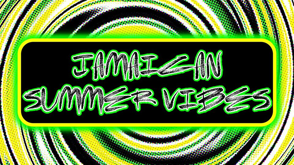 Jamaican Summer Vibes - Vintage Music & Barbecue