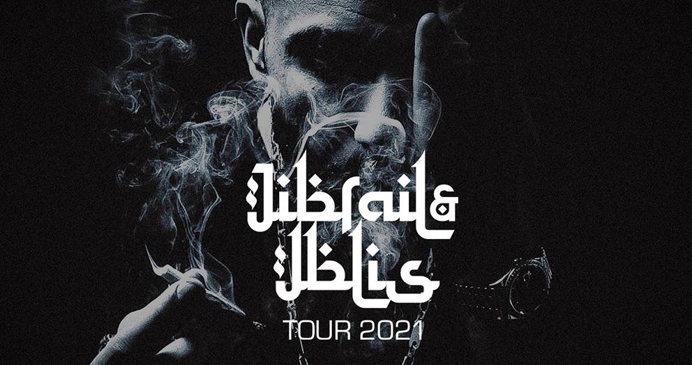 """(ABGESAGT) SAMRA - """"Jibrail und Iblis"""" Tour 2021"""