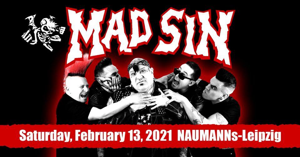 (ABGESAGT) Mad Sin