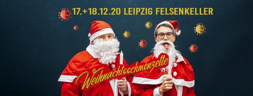Julius Fischer & Christian Meyer: Weihnachtsschmonzette 2020 (Show 1)