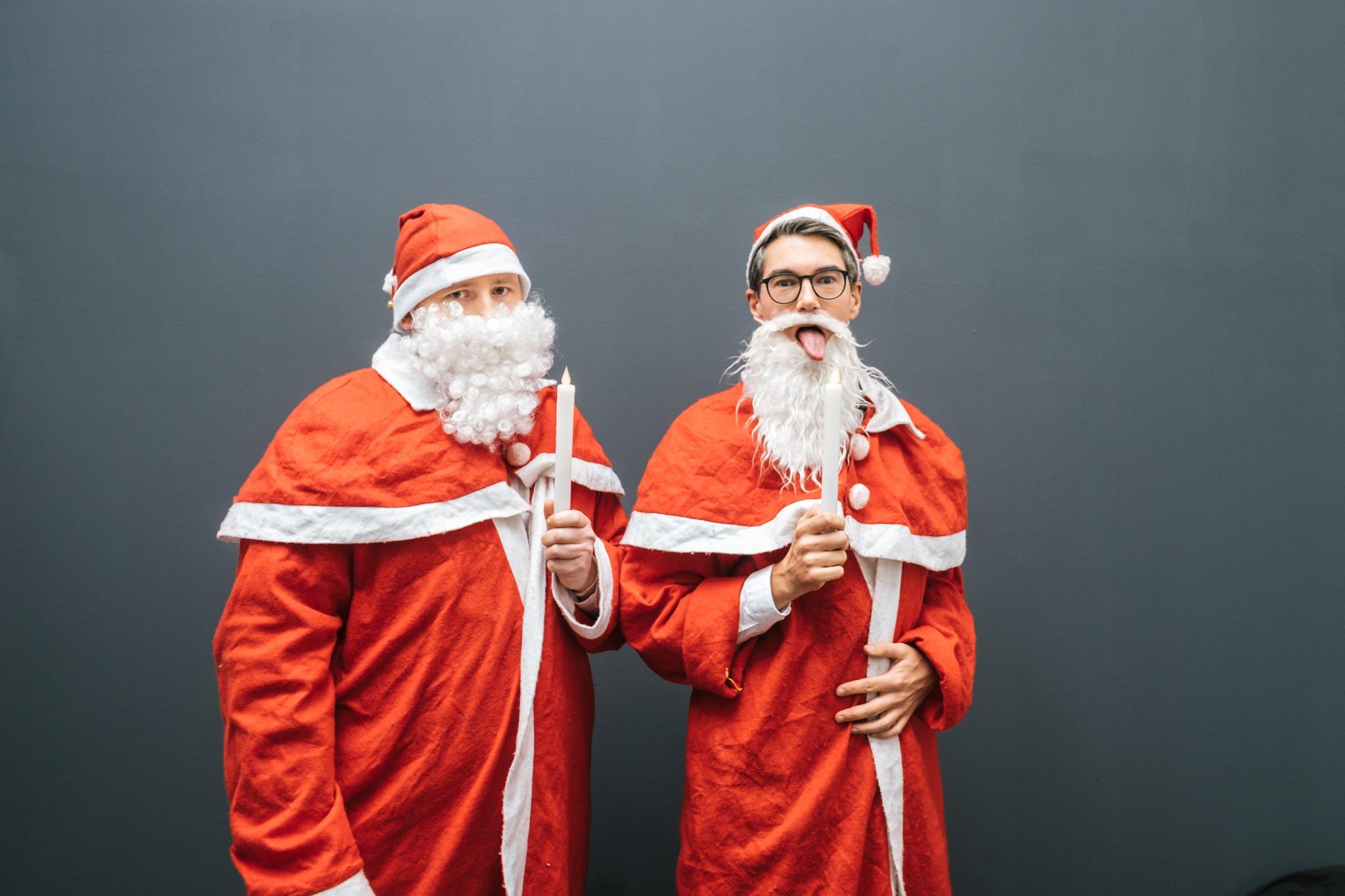 Julius Fischer & Christian Meyer: Weihnachtsschmonzette 2021 (Show 1)
