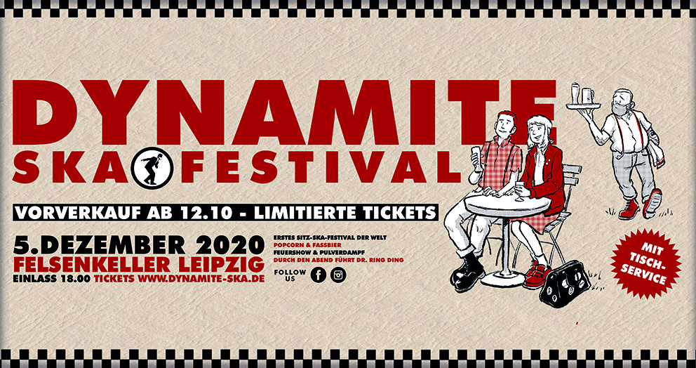 (Wird Verlegt) Dynamite Skafestival