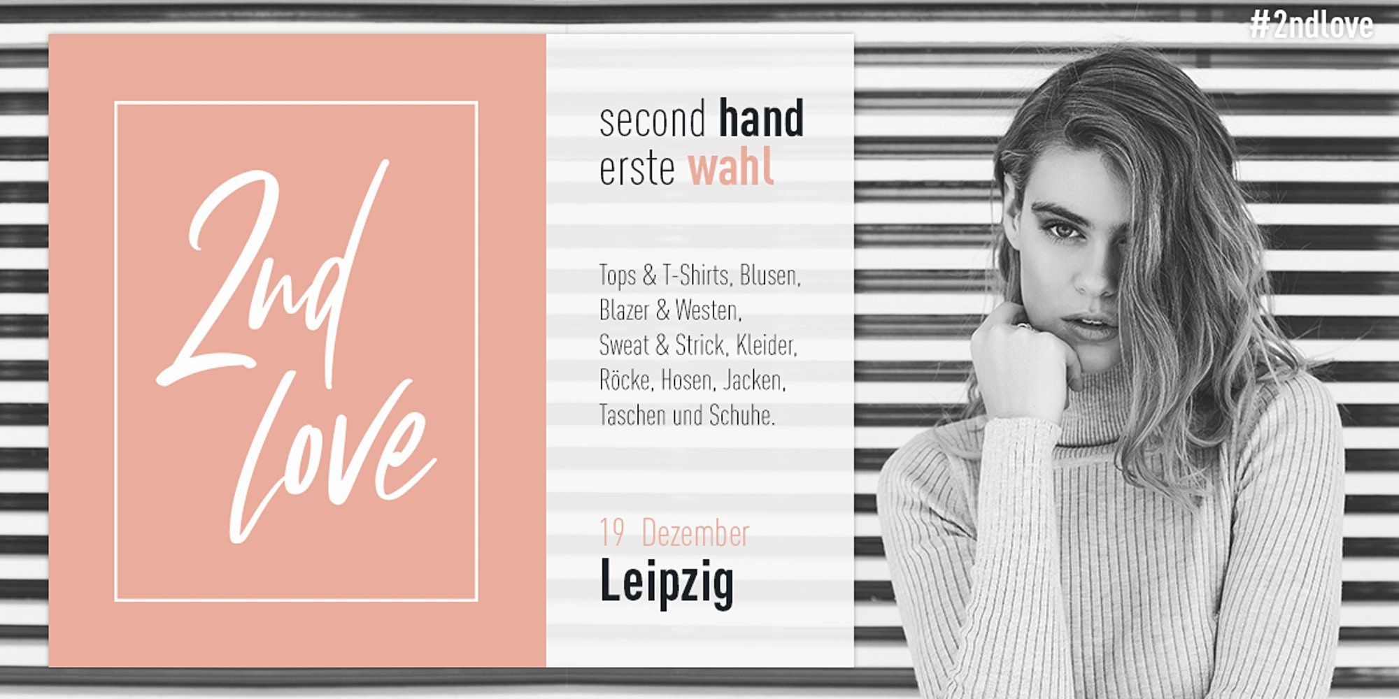 Second Love - Second Hand Popup