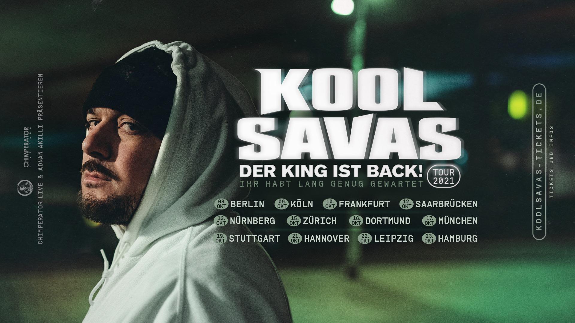 Kool Savas - der king is back
