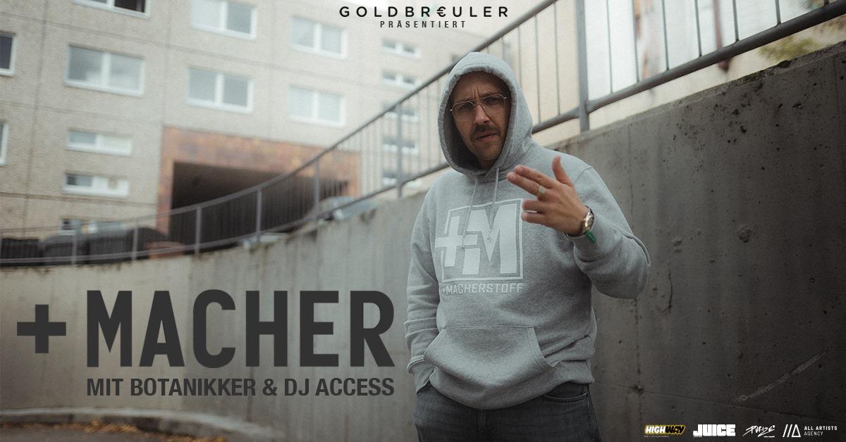 Plusmacher /// Live 2021 ///