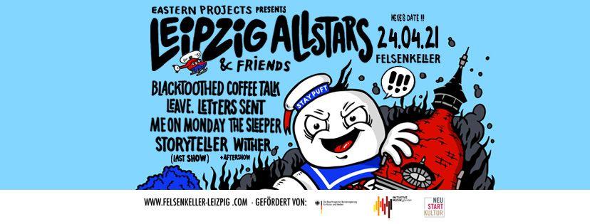 (Neuer Termin) Leipzig Allstars