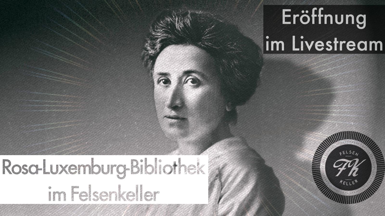 Eröffnung der Rosa-Luxemburg-Bibliothek