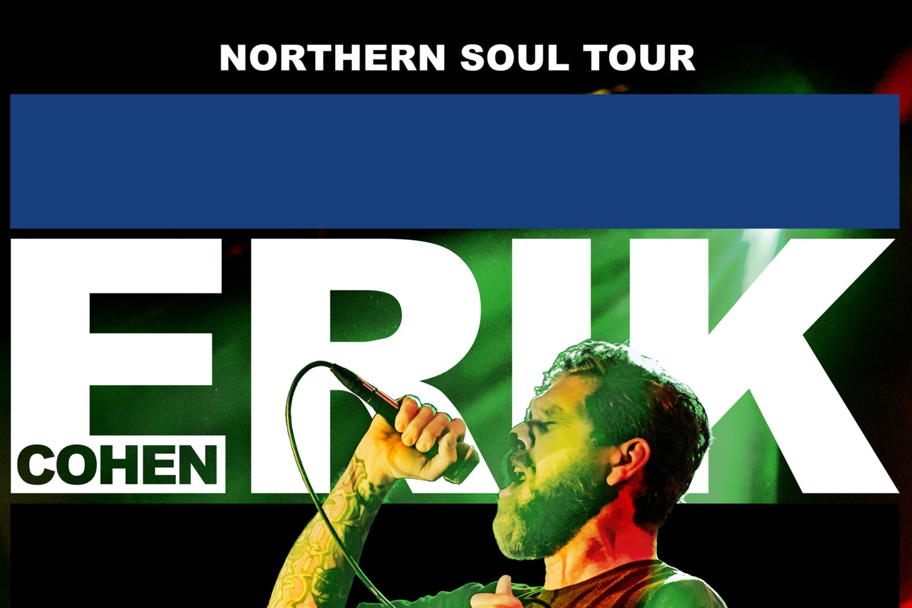 Erik Cohen - Northern Soul Tour 2022