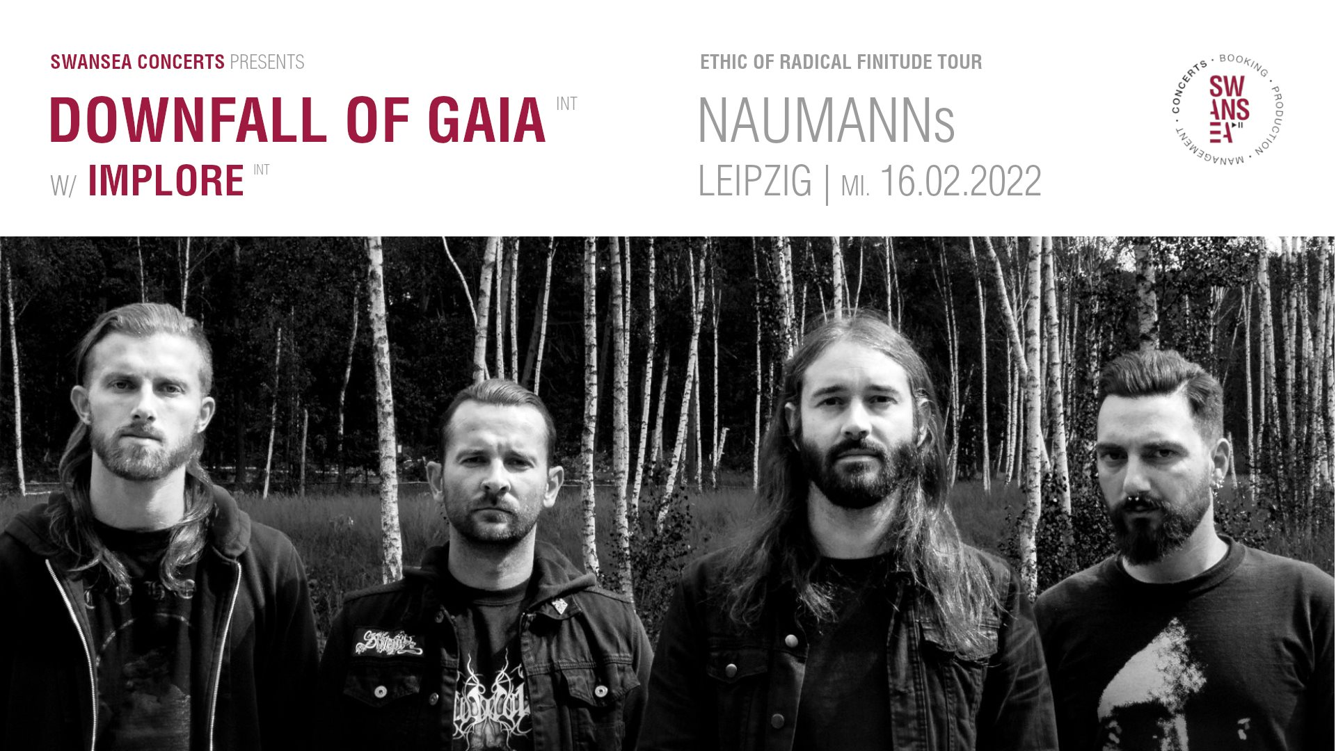 Downfall of Gaia & Implore