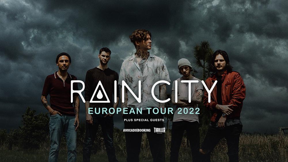 Rain City (ex Slaves)
