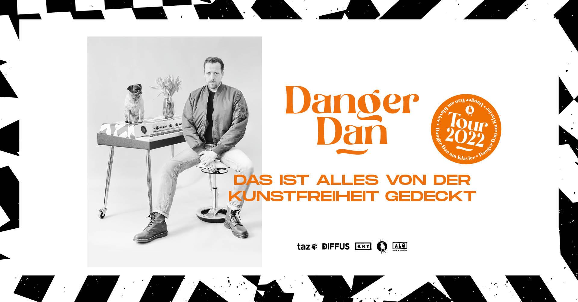 Danger Dan - Das ist alles von der Kunstfreiheit gedeckt (Zusatzshow)
