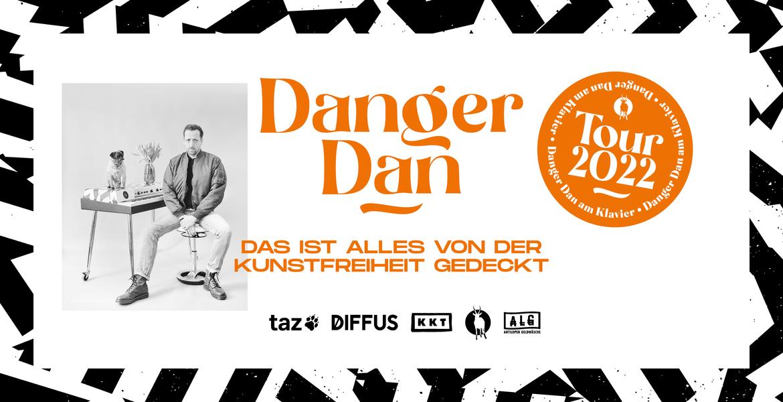 Danger Dan - Das ist alles von der Kunstfreiheit gedeckt