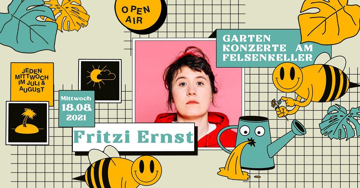 Fritzi Ernst • Garten Konzerte